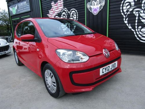 Volkswagen MOVE UP BLUEMOTION TECHNOLOGY